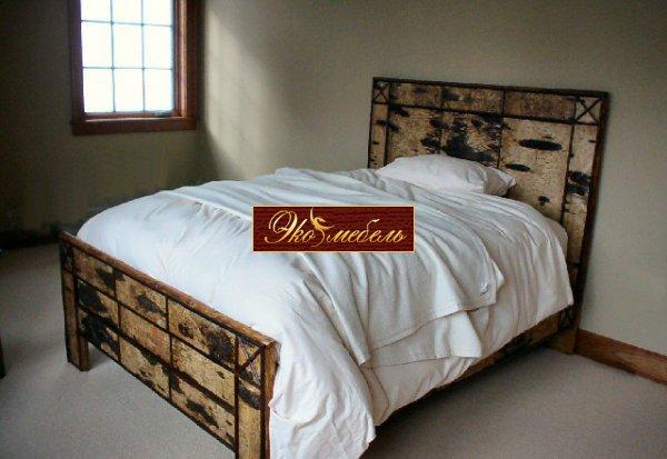 """Кровать двуспальная """"Викинг2"""""""