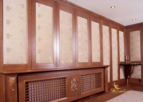 Стеновые панели 13 из массива