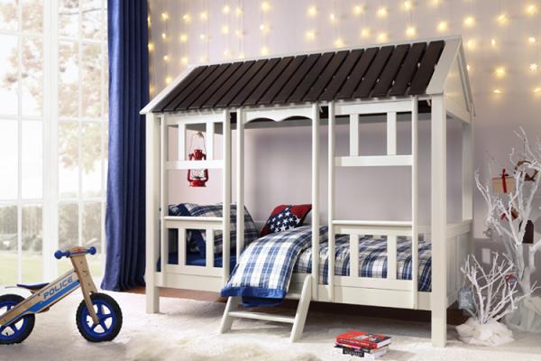 Кровать дом собственное производство Недорого